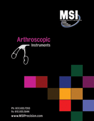 Arthroscopic Surgical and Medical Instruments