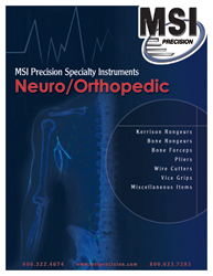 Neuro Orthopedic Surgical and Medical Instruments