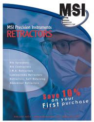 Retractors Surgical and Medical Instruments