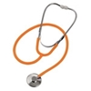 MSI Precision Nurse Stethoscope - Adult Orange